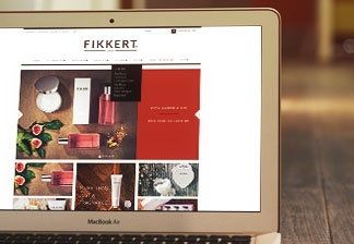 Ecommerce Website – Fikkerts 1903