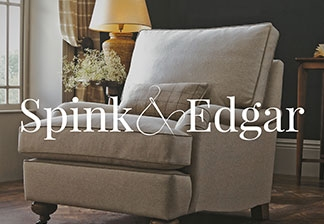 Brand Design for Spink & Edgar