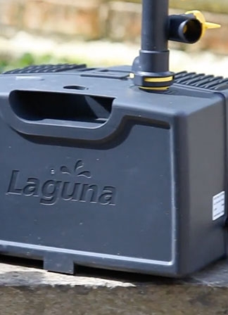 Product Video for Laguna Pond Pumps