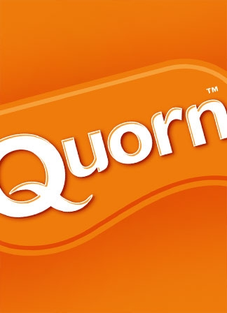 Recipe book design for Quorn