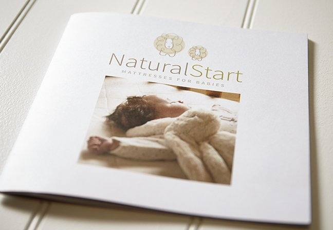 NaturalStart Brochure Design