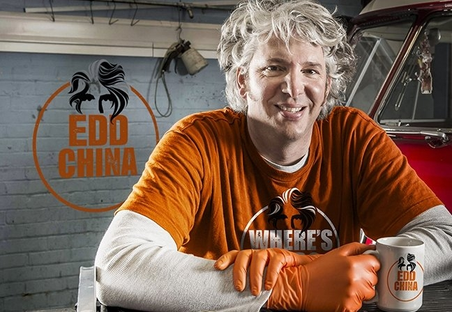 Grease Junkie – Edd China Branding