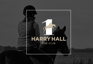 Harry Hall One Club Branding Design