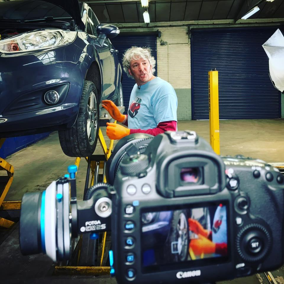 Edd China - TMD Friction