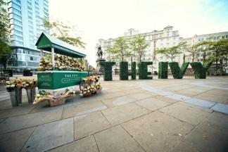 Launching The Ivy Victoria Quarter in Leeds
