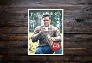 Joseph Turner Photography & Catalogue Design